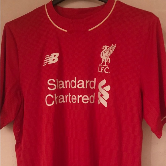 promo code 31c15 9a267 Excellent 2016/17 New Balance Liverpool Home Kit